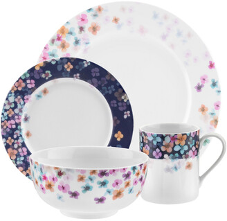 Spode Home Mid Summer 16Pc Dinnerware Set