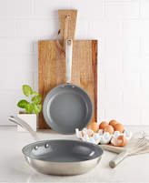 Martha Stewart Collection Culinary Science by Martha Stewart Collection 2-Pc. Fry Pan Set, Created for Macy's