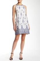 Taylor Embroidered Sleeveless Shift Dress