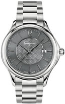 Salvatore Ferragamo Time 41mm Stainless Steel Watch
