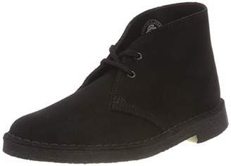 Clarks Desert Boot Suede Boots in Standard Fit Size 6