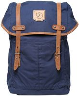 Fjäll Räven Medium No. 21 Canvas & Leather Backpack