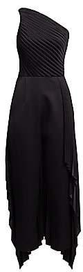 SOLACE London Women's Winnie Pleated Skirt Jumpsuit - Size 0