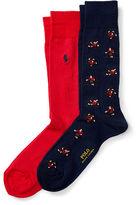 Polo Ralph Lauren Skier Trouser Sock 2-Pack
