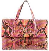 Chanel Mini Python Bag