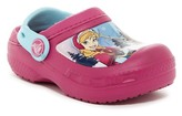 Crocs Frozen Faux Fur Lined Clog (Baby, Toddler, & Little Kid)