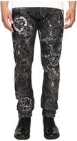 Philipp Plein Straight Cut Kaleido Jeans Men's Jeans