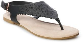 Lauren Conrad Pyrite Women's Casual Sandals