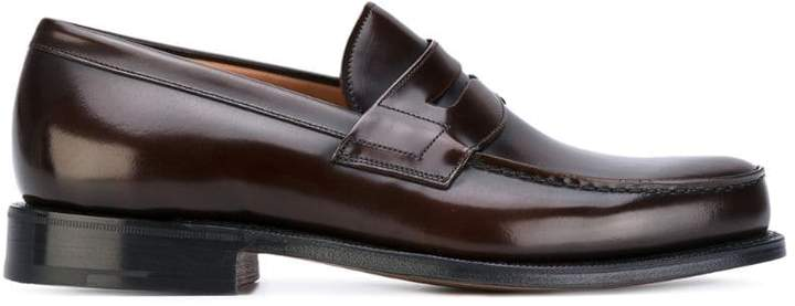 Church's Wesley Penny loafers