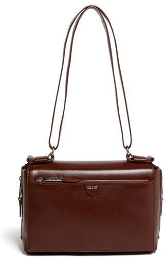 Marc Jacobs 'Prince Amelia' Leather Shoulder Bag