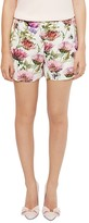Ted Baker Ruthee Thistle-Print Shorts