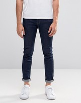 Benetton Indigo Wash Skinny Jeans