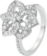 Boucheron Pensée de Diamants 18ct white-gold small ring