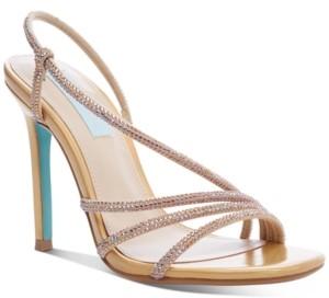 Betsey Johnson Blue by Jessa Dress Sandals Women's Shoes