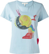 Marc Jacobs Julie Verhoeven classic vacuum T-shirt - women - Cotton - XS