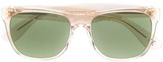 RetroSuperFuture Classic Angular Sunglasses