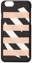 Marc by Marc Jacobs Card Slot Donut Stripe iPhone® 6 Case