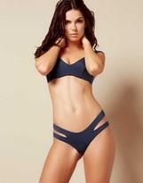 Agent Provocateur Pia Bikini Bottom Navy