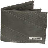 Billabong Bi-fold Wallet with CC, Note and Coin Pockets ~ Junction