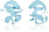 Rosie Assoulin Roxanne Assoulin for Cielo Large Sculptural Earrings