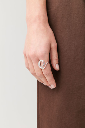 Cos Recycled Silver Ring