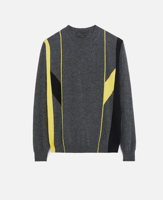 Stella McCartney Grey Knit Jumper, Men's
