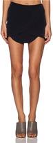 Merritt Charles Sydney Skirt Available in Gunmetal and Green
