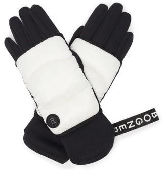 Bogner Touch Removable-padding Ski Gloves - Ivory