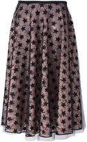 No.21 'Layered Star and Lace' skirt