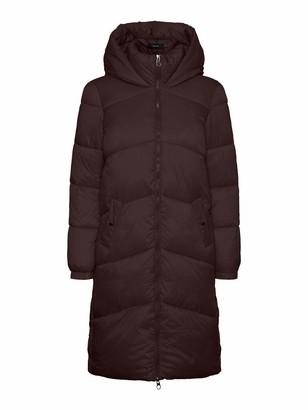 Vero Moda Women's VMUPSALA Long Jacket GA Coat