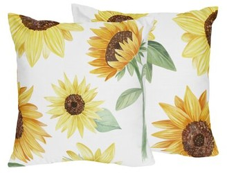 JoJo Designs Sweet Floral Throw Pillow Sweet