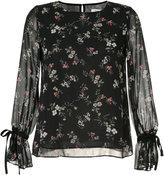 GUILD PRIME floral print blouse