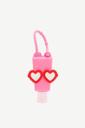 Ardene Heart Sunglasses Hand Cleanser