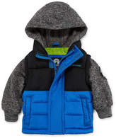 Weatherproof Boys Midweight Quilted Jacket-Baby