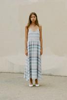 Mara Hoffman Patch Pocket Midi Dress