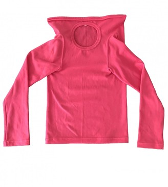 Comme des Garcons Pink Top for Women