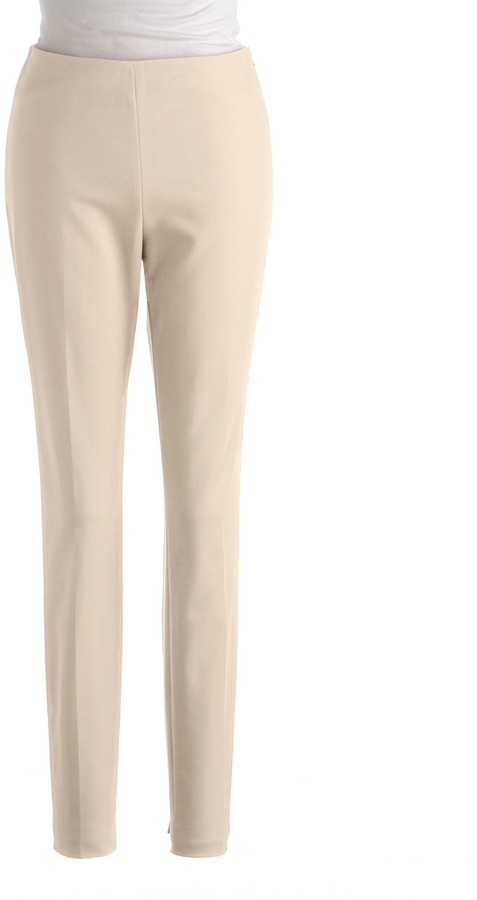 Vince Camuto Side-Zip Pants