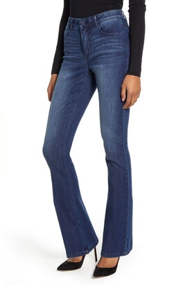 Wit & Wisdom Ab-Solution Itty Bitty High Waist Bootcut Jeans