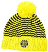 adidas Women's Columbus Crew SC Jacguard Pom Knit Hat