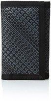 DC Men's Ripstop 7 Wallet, Black, One Size