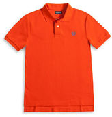 Chaps Cotton Pique Polo Shirt