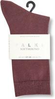 Falke Ribbed wool socks