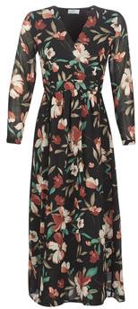 Betty London LIMBA women's Long Dress in Black