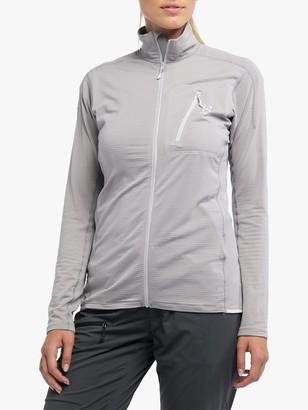 Haglöfs L.I.M Mid Women's Jacket, Concrete