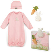 Bunnies by the Bay 4-Piece Delightful Baby Gift Set