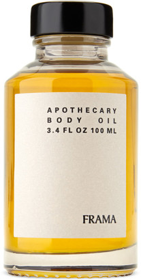 FRAMA Apothecary Body Oil, 3.4 oz