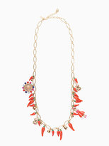 Kate Spade Haute stuff pepper long necklace