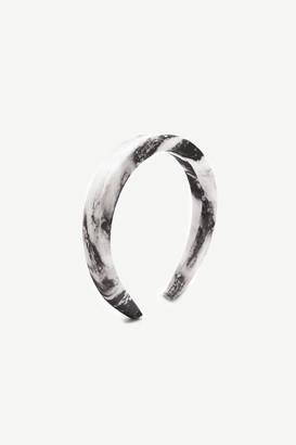 Ardene Marble Print Foam Headband