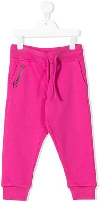 DSQUARED2 Cotton Track Pants