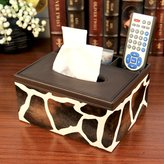 JTXQBH European fashon household lvng tssue box/ coffee table desktop storage box